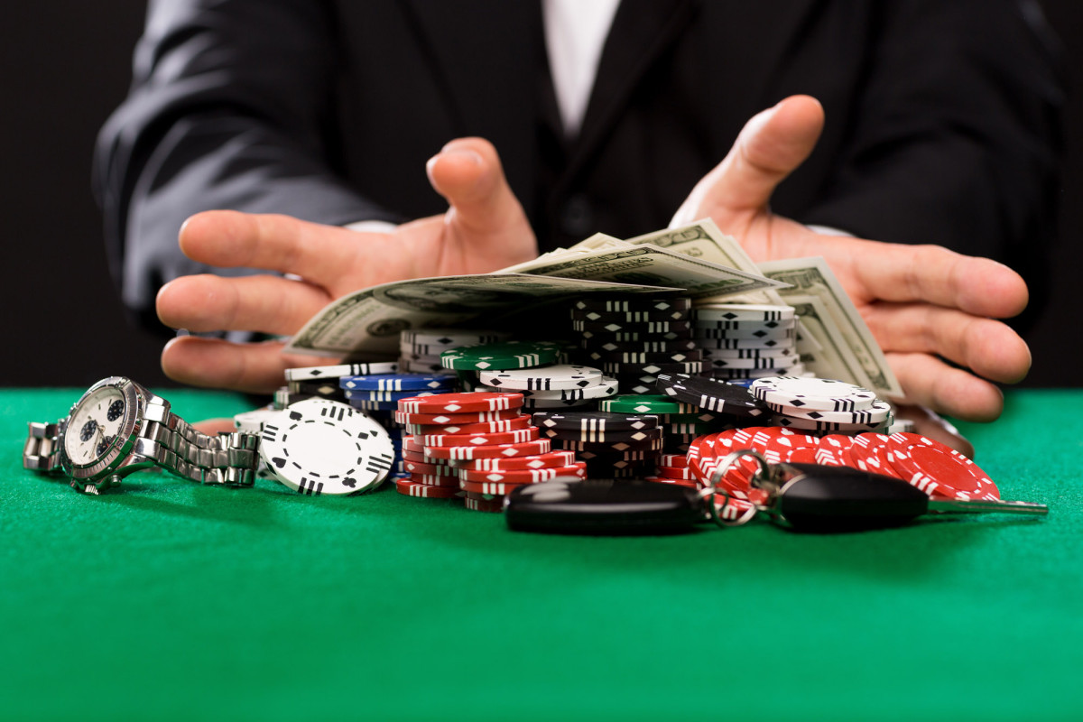 How To Deal With Each Online Casino Issue With Simplicity Making Use Of The Following Ideas