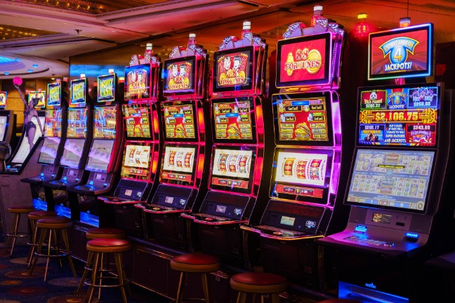 Nine Reasons Why You Might Be Still An Newbie At Slot